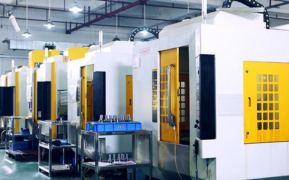 广宏自动化强得力电动缸生产车间